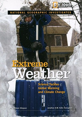 Extreme Weather By Simpson, Kathleen